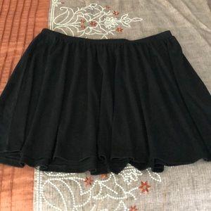 GW Black Skirt